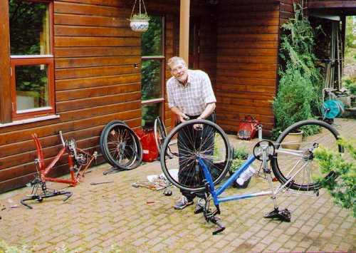 Zwei Räder für's Leben (Stord, Norwegen)